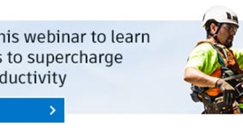 Tips to Supercharge Construction Field Productivity [webinar]
