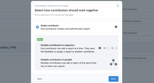 New in PlanGrid: Faster and More Transparent Collaboration on Field Reports