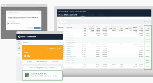 15 Product Updates for Autodesk Construction Cloud