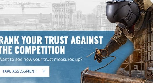 Assessment: How Does Your Construction Firm Rank on Trust?