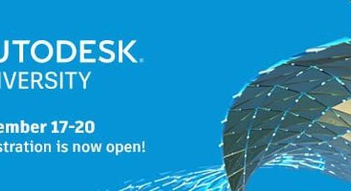 Top 10 Autodesk University Sessions for EMEA