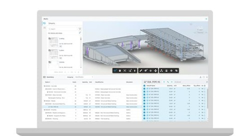 The New Cornerstone for Preconstruction Workflows in Autodesk Construction Cloud