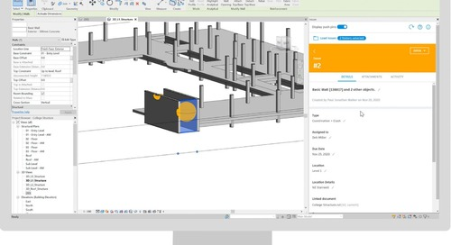 Revit Issues Add-In: Bridge the Gap Between Design and Construction