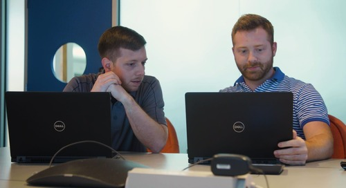 Behind the Build: Interview with Matt Roberts, Data Manager, VDC Services, Gray