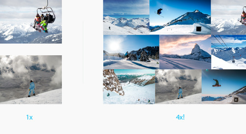Looking to Make Better Visual Content Choices? CrowdRiff's New Social Image Recognition Can Help