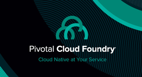 Continuous Delivery: Conception To Production In Pivotal Cloud Foundry