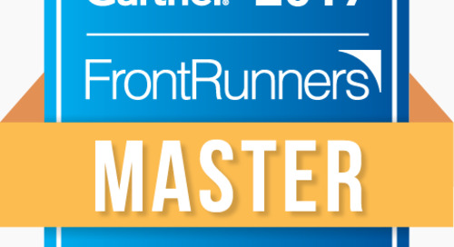 Paycor's Perform Named a Master on the 2017 FrontRunners Quadrant for Payroll Software