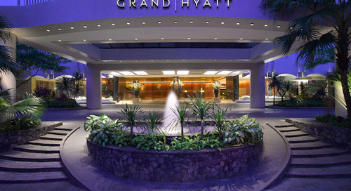 Special Hotel Deal at the Grand Hyatt Singapore