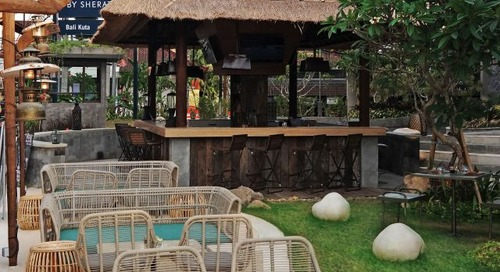 Grill and Chill at Bali's first The Best Brew bar