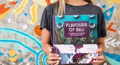 Pick up your copy of the new Bali Food Guide and go on a culinary journey from Seminyak to Ubud!