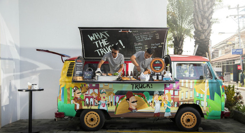 Eating out in Bali with a Difference: Food Trucks in Bali We Love