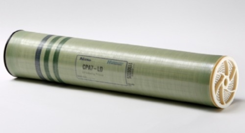 Hydranautics introduces two new spiral wound RO membranes