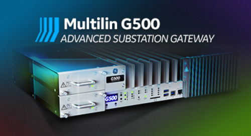 Multilin G500 Product Explorer