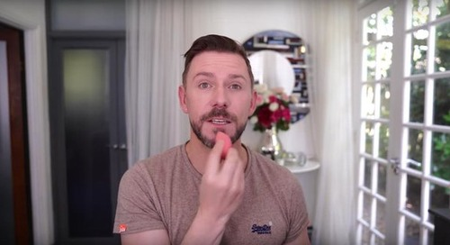 Wayne Goss Has a Genius Hack for Melt-Proof Foundation