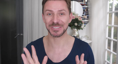 "Wayne Goss Calls This Product ""Instagram Filter in a Tube"""