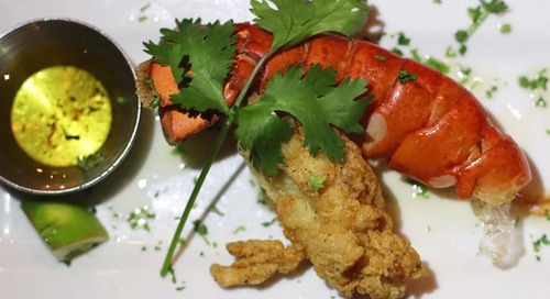 Dinner In Atlanta,GA: Agave Restaurant
