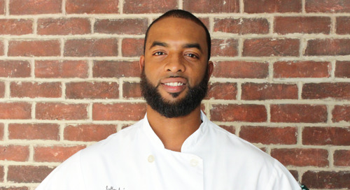 Chef Of The Month October: Chef Scotley Innis