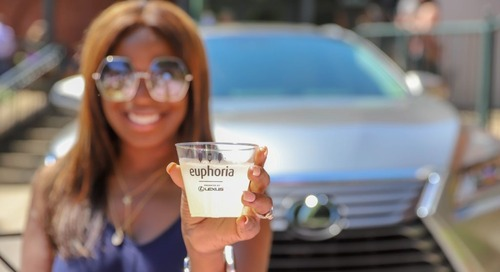 Euphoria Greenville Kick Off Event Roast & Toast Presented By Lexus