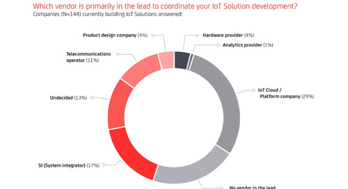 Three steps to choosing the right IoT vendor