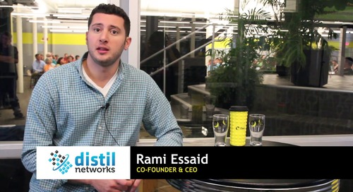 Distil: Featuring Rami Essaid