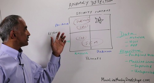 Movie Line Monday Rewind: Anomaly Detection for Cloud Security