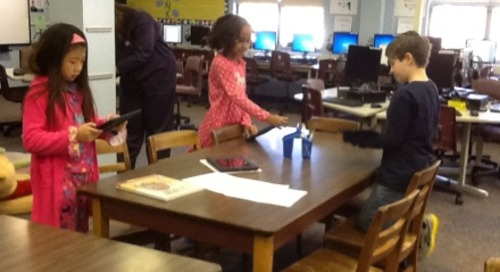 What the Kids at A.P. Terhune Elementary Had to Say About Winning the Follett Challenge