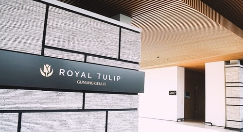 A Wonderful Staycation at Royal Tulip Gunung Geulis!