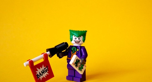 Mindfulness for Dealing with Office Villains: The Joker