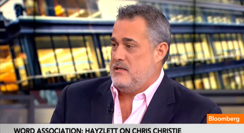 I Love Chris Christie: Hayzlett