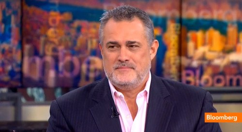 Where in the World is Jeffrey Hayzlett?
