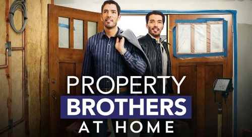 HGTV: Property Brothers at Home: Drew's Honeymoon House [New Series]