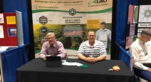 A TURF GUY AT A POTATO EXPO??