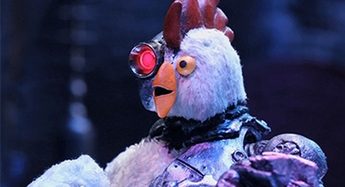 Adult Swim: Robot Chicken [Returning Series]