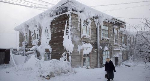 Yuk, Berkunjung ke Kota dengan Suhu Terdingin di Muka Bumi!