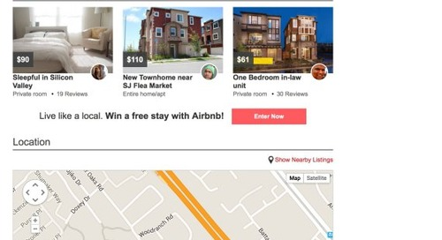 Airbnb Wants You To Take A Test-Drive Before Buying A New Home