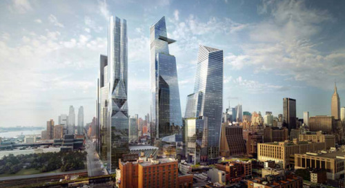 Are you following the largest private real estate project the US has ever seen?