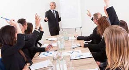 Seven Tips for Delivering Great Presentations