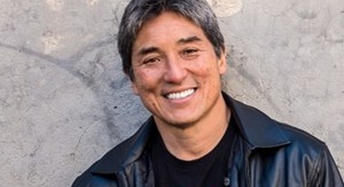 The Art of Social Media: Viral Virtuoso Guy Kawasaki on Marketing Smarts [Podcast]