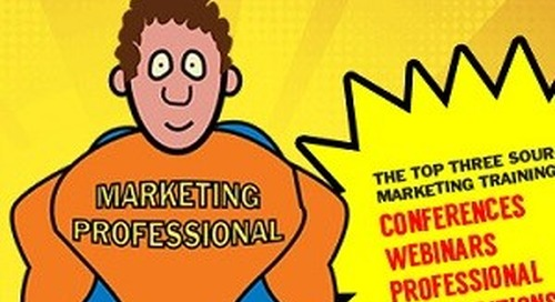 Why Marketers Need Professional Development [Infographic]