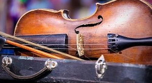 Three Branding Lessons From a Grammy Award-Winning Violinist