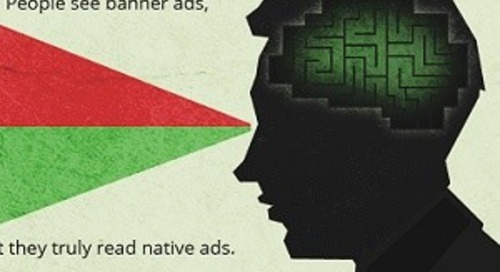 The Science Behind Why Native Ads Work [Infographic]