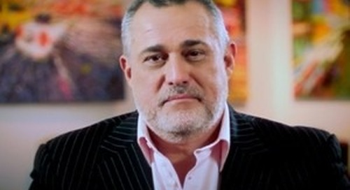 Focus, Leadership, and Squirrels: Think Big, Act Bigger Author Jeffrey Hayzlett on the 200th Episode of Marketing Smarts [Podcast]