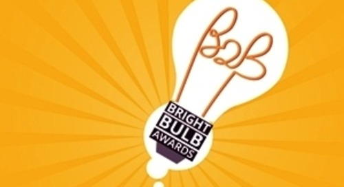 Lessons From 2015 Bright Bulb Award Winners: Ritz-Carlton, BESLER Consulting, and Tripwire [VIDEO]