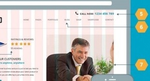 Design Basics of a Winning Website [Infographic]