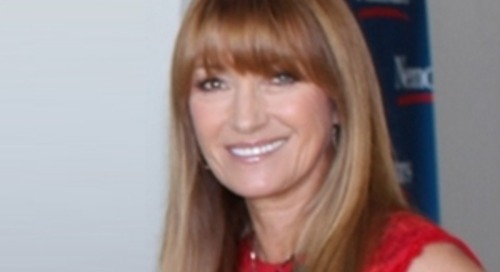 Branding, Philanthropy, and Open Hearts: Actress Jane Seymour on Marketing Smarts [Video]