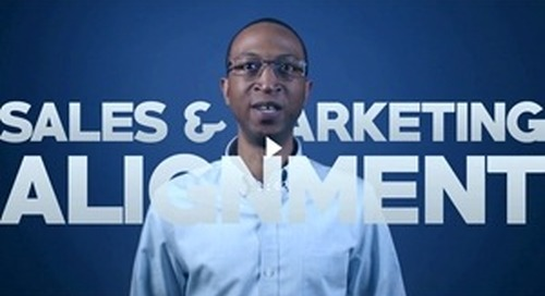 Marketing Video: Make Sales and Marketing a Power Couple
