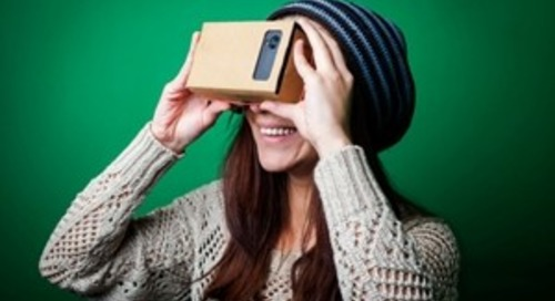 Virtual Reality Is Changing Mobile Marketing Forever; You'd Best Keep Pace