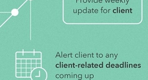 How to Keep Client Projects on Track [Infographic]