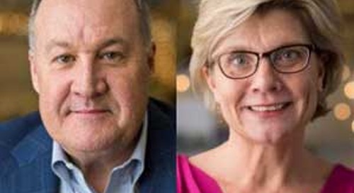 The Digital Marketer: Larry Weber and Lisa Henderson Talk to Marketing Smarts [Podcast]