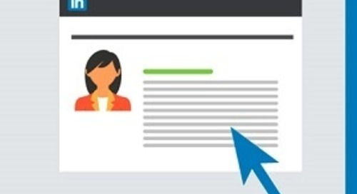 How to Improve Your LinkedIn Profile and Presence [Infographic]